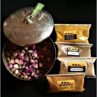 flavors'gift , spices from...