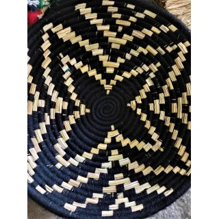 tamazight basket, doum and...