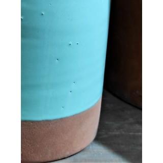 terracota vase