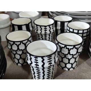kissan, série de 6 tasses...