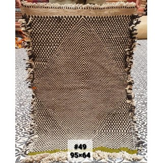 tapis marocain zanafi original
