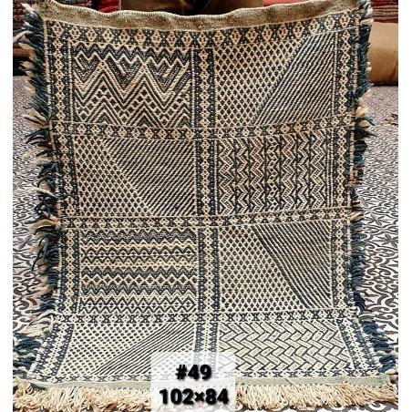 moroccan original zanafi rug