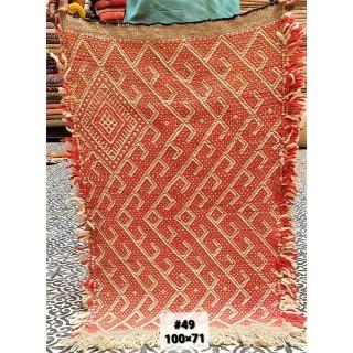 tapis marocain zanafi...