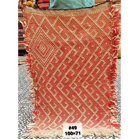 moroccan original red...