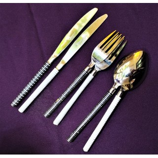 Tuareg bayadere style cutlery