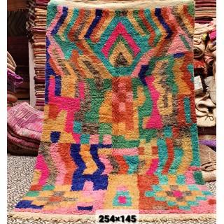 Boujaad rug 254/145