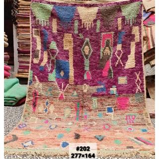 tapis Boujaad 277/164