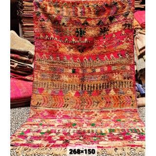 Boujaad rug 268/150