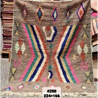 Boujaad rug 224/166