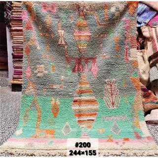 Boujaad rug 244/155