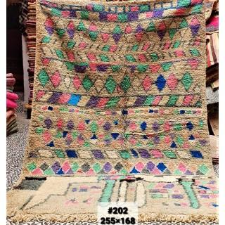 Boujaad rug 255/168