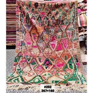 Boujaad rug 267/160