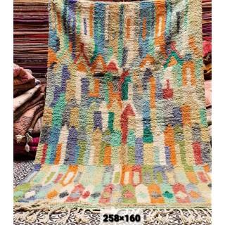 Boujaad rug 258/160
