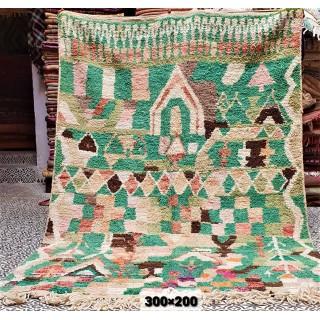 Boujaad rug 300/200