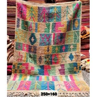 Boujaad rug 250/160