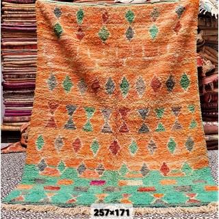 Boujaad rug 257/171