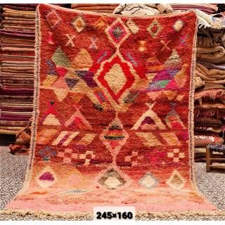 Boujaad rug 245/160