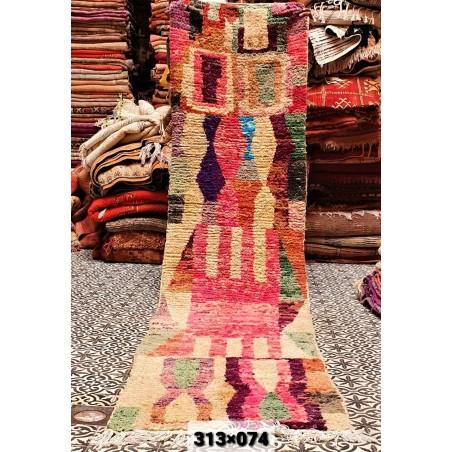 Boujaad corridor rug 313/074