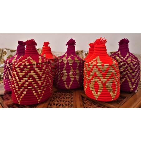 azaka, the berber hatted...