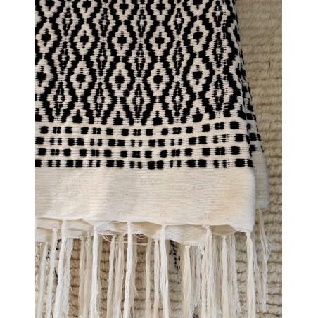 woollen blanket with...