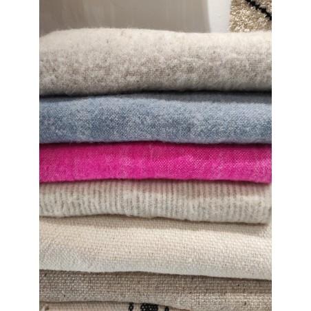 very soft wool plaid 150/150