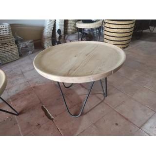 handmade wooden tray coffee...