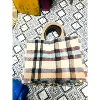 Bogolan hand bag