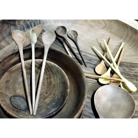 wooden handmade spoon