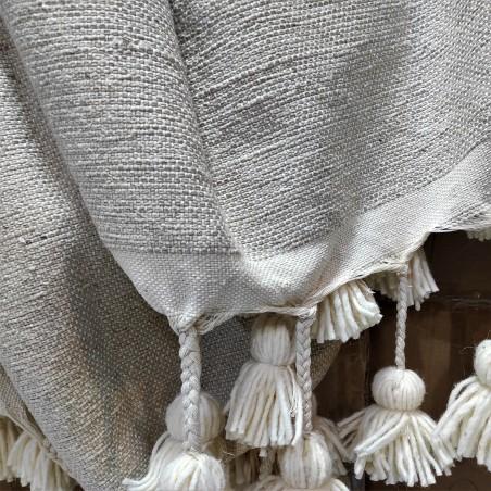 cotton plaid vintage style...