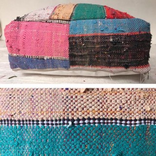 vintage hand woven moroccan...