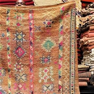 vintage moroccan authentic...