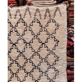 vintage moroccan rug 262/178