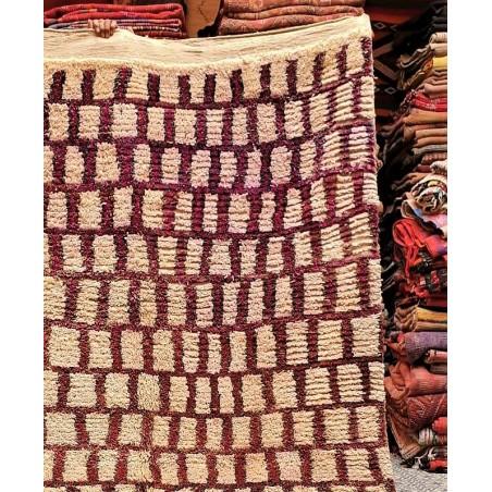 vintage moroccan rug 328/178